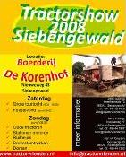 Evenementen 2008 - 13 x